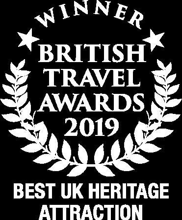 Nominee British Travel Awards 2019