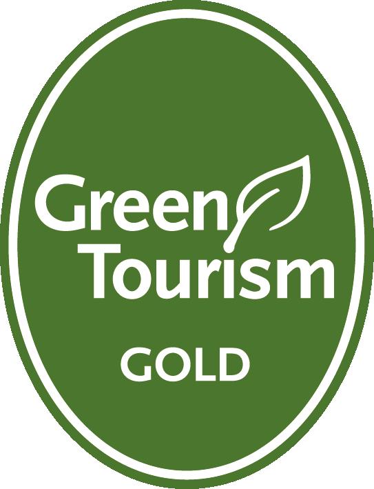 Green Tourism Award Gold