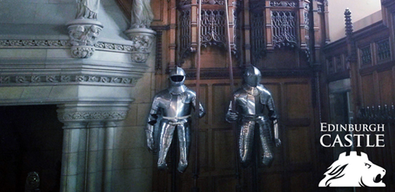Laird's Lug suits of armour