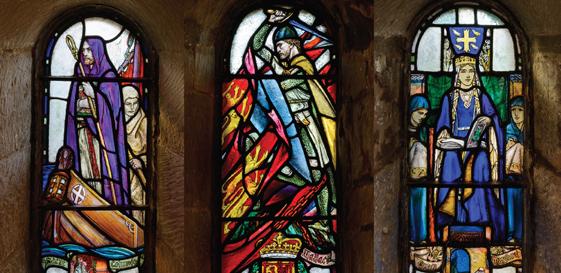 St Margaret's Chapel Edinburgh