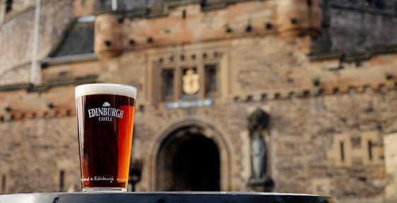 Edinburgh Castle Beer