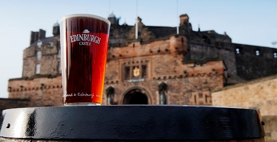 Edinburgh Castle Beer