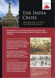 The India Cross