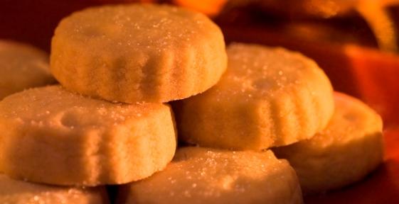 Pieces of Shortbread